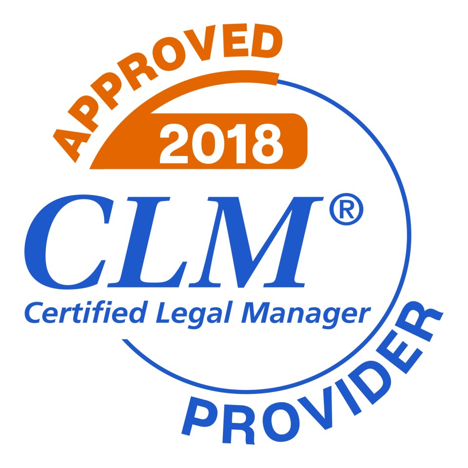 CLM Approved Provider